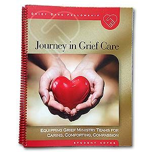 Grief course student book