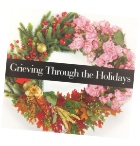 Christian Grief Counseling Training - Grief Through the Holidays